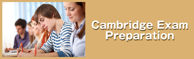 Cambridge Exam Preparation